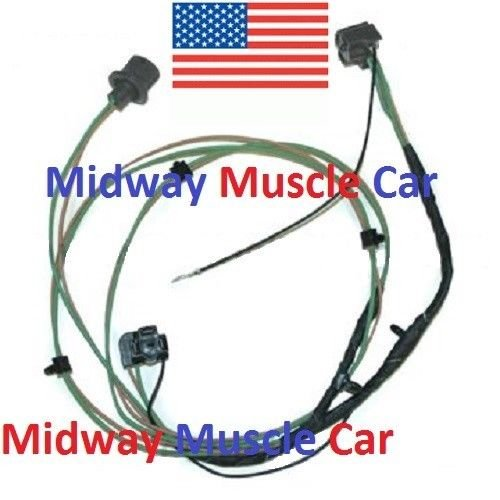 front headlight extension wiring harness chevy pickup