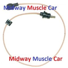 chevy electrical wiring harness midway muscle car fuel gas tank level sender sending unit wire wiring harness 78 81 camaro t