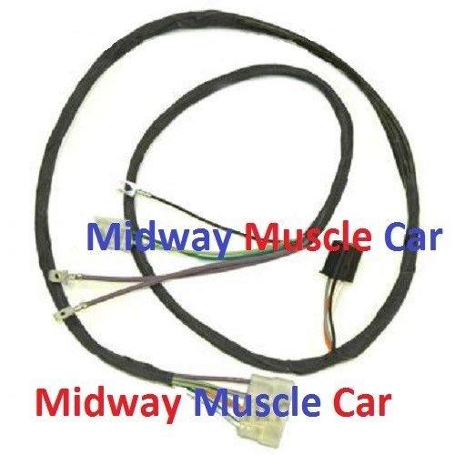 1971 pontiac gto wiring diagram auto trans front console wiring harness 64 65 pontiac gto ... 65 pontiac gto wiring diagrams