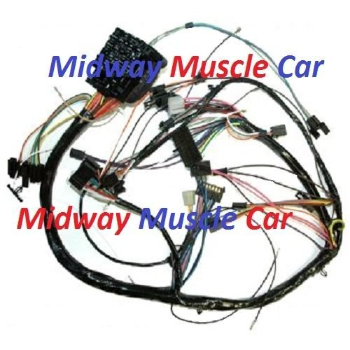 71 nova wiring harness 71 chevelle wiring harness #7