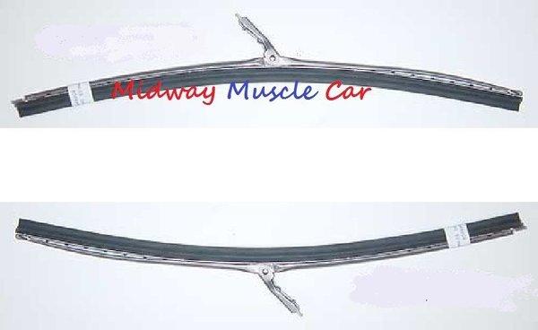 Wiper Blades 66 67 Chevy Pontiac Gto Chevelle 442 67