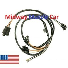 oldsmobile electrical wiring harness midway muscle car