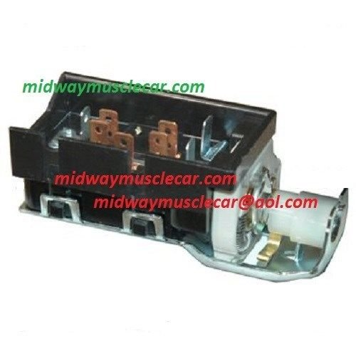 new 58 59 60 61 62 63 corvette headlight switch chevy ... 1965 chevy headlight wiring #9