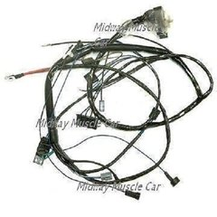 buick electrical wiring harness midway muscle car engine harness m t 69 buick gran sport skylark gs 400