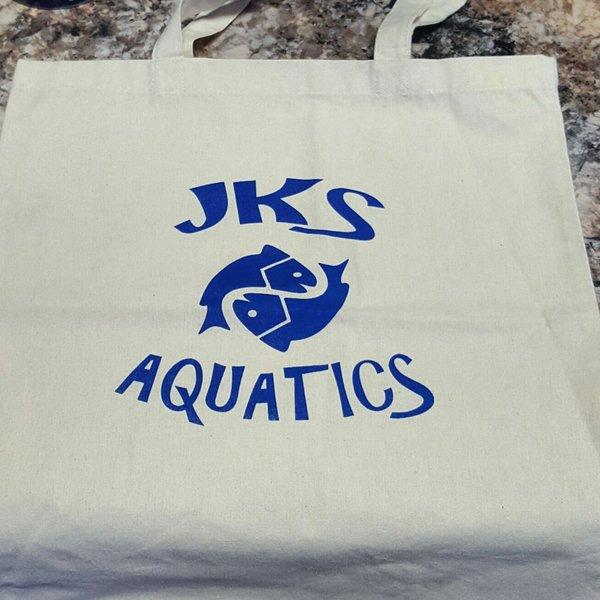 JKS Aquatics Reusable Bag