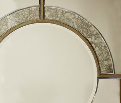 Beautiful Hollywood antique wall mirror