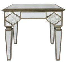 Beautiful Dubai collection mirror end table