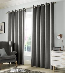 beautiful Monaco blackout lined curtains - colour options