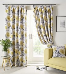 Beautiful Sophia lined curtains - colour options