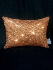 stunning Copper claira scatter cushion 14 x 10 inch