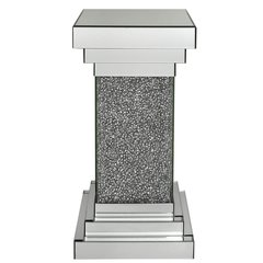 Stunning Magna collection mirror and crystal Pillar - medium
