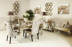 Beautiful Dubai collection dining room table