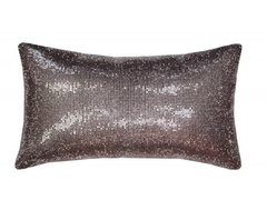 Beautiful Kylie at Home Aurora mauve cushion