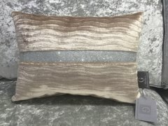 Lucille camel wave and disco glitter scatter cushions