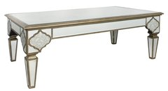 Beautiful Dubai collection mirror coffee table