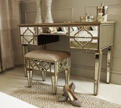 Beautiful Dubai collection mirror console table