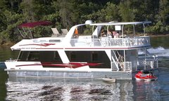 "Jones Valley Resort - Four nights on houseboat ""Escapade"""