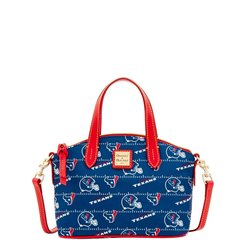Dooney & Bourke NFL Texans Ruby