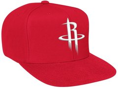 Houston Rockets Wool Solid Snapback Hat