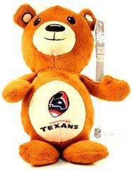 "Houston Texans Plush 9"" Rush Zone Teddy Bear"