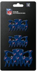Houston Texans 3PC Hairclip Set