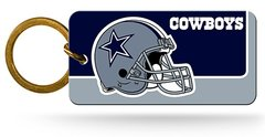 Dallas Cowboys Rico Crystal View Keychain