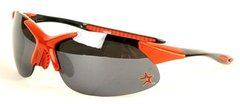 Houston Astros Blade Style Sunglasses - Orange