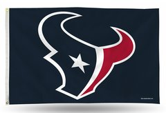 Houston Texans 3 X 5 Navy Rico Banner Flag
