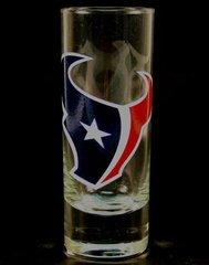 Houston Texans Cordial HYPE 2oz Shotglass