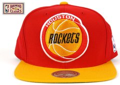 Houston Rockets XL Logo 2T Snapback Hat