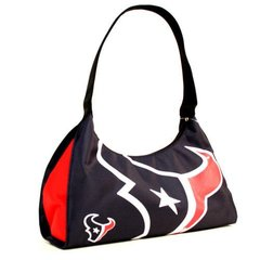 Houston Texans Big Logo Purse / Shoulder Bag