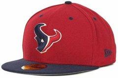 Houston Texans NFL 2 Tone New Era 59FIFTY Cap