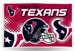 Houston Texans Rico 3 X 5 Banner Flag