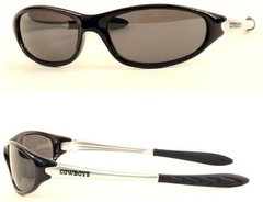 Dallas Cowboys 2Tone Sunglasses Blue / Silver