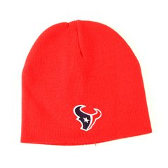 Houston Texans New Era Red Classic Beanie