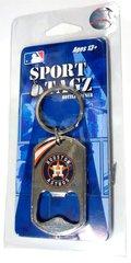 Houston Astros MLB Sport Tagz Bottle Opener Keychain