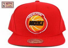 Houston Rockets Classic Logo Snapback Hat