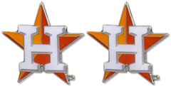 Houston Astros Post Earrings