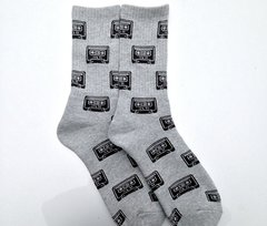 UCOG Streetwear Socks Tape Grey