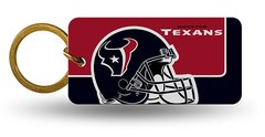 Houston Texans Rico Crystal View Keychain