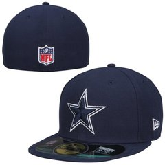 Dallas Cowboys New Era Navy Blue Classic 59FIFTY Fitted Hat