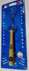 Houston Astros MLB Bat Keychain Bottle Opener