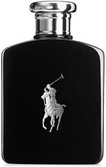Ralph Lauren Polo Black Eau de Toilette Spray, 4.2 oz
