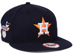 Houston Astros MLB 2 Tone Link New Era 9FIFTY Snapback Cap