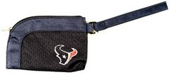 Houston Texans Jersey Stadium Wristlet