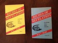 Riches of Revelation by Ed F. Vallowe- 2 Volumes