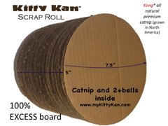 Eco Friendly Cat Scratcher Roll (ADD ON ONLY)