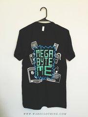 Mega Byte Me: T-Shirt