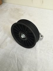 6.0 Power Stroke A/C Delete Pulley