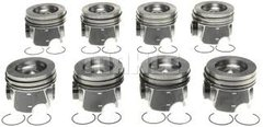 Mahle Maxforce Style Piston Assembly - 6.4 Power Stroke